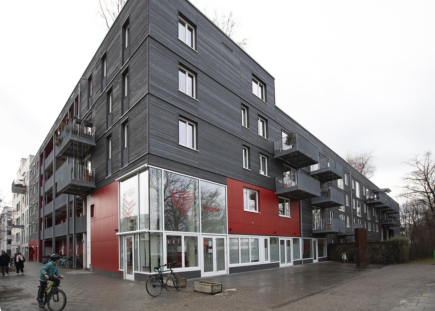 Digitale Schließlösungen für Wohngebäude